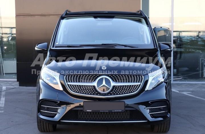 Mercedes V-class AMG